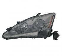 2006 - 2008 Lexus IS250 Headlight Assembly - Left (Driver)