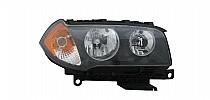 2004-2006 BMW X3 Headlight Assembly - Right (Passenger)