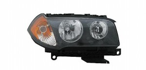 2004-2006 BMW X3 Headlight Assembly - Right (Passenger)