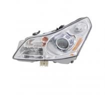 2007 - 2008 Infiniti G35 Headlight Assembly (Sedan) - Left (Driver)