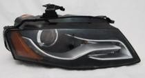 2009 - 2010 Audi A4 Headlight Assembly - Right (Passenger)