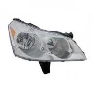 2009 - 2012 Chevrolet (Chevy) Traverse Front Headlight Assembly Replacement Housing / Lens / Cover - Right (Passenger)