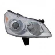 2009 - 2010 Chevrolet (Chevy) Traverse Front Headlight Assembly Replacement Housing / Lens / Cover - Right (Passenger)