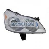 2009-2010 Chevrolet (Chevy) Traverse Headlight Assembly - Right (Passenger)