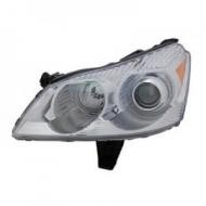 2009 - 2010 Chevrolet (Chevy) Traverse Front Headlight Assembly Replacement Housing / Lens / Cover - Left (Driver)