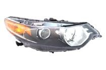 2009 - 2014 Acura TSX Front Headlight Assembly Replacement Housing / Lens / Cover - Right (Passenger)