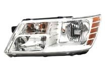 2009 - 2015 Dodge Journey Headlight Assembly - Left (Driver)
