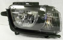 2010 - 2013 Chevrolet (Chevy) Camaro Front Headlight Assembly Replacement Housing / Lens / Cover - Right (Passenger)