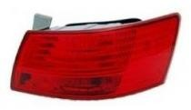 2008 - 2010 Hyundai Sonata Rear Tail Light Assembly Replacement / Lens / Cover - Right (Passenger)