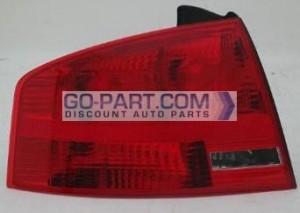 2005-2008 Audi A4 Tail Light Rear Lamp (Sedan) - Left (Driver)