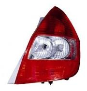 2007 - 2008 Honda Fit Rear Tail Light Assembly Replacement (TYC Brand) - Right (Passenger)