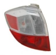 2009 - 2014 Honda Fit Rear Tail Light Assembly Replacement / Lens / Cover - Left (Driver)
