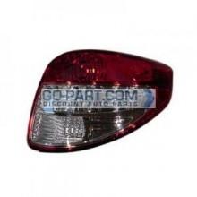 2007-2011 Suzuki SX4 Tail Light Rear Lamp - Right (Passenger)