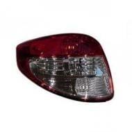 2007 - 2013 Suzuki SX4 Tail Light Rear Lamp - Left (Driver)