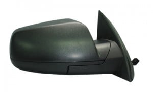 2010-2011 Chevrolet (Chevy) Equinox Side View Mirror (Power Remote / Non-Heated) - Right (Passenger)