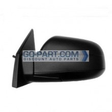 2005-2009 Hyundai Tucson Side View Mirror (Power Remote / Non-Heated) - Left (Driver)