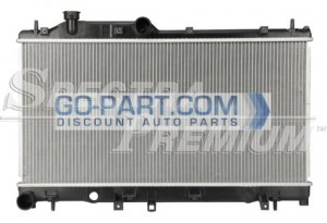 2008-2010 Subaru Impreza Radiator (STI / Manual)