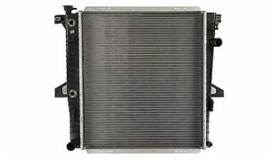 2000-2001 Mercury Mountaineer Radiator (4.0L V6 / 2-inch Channels)