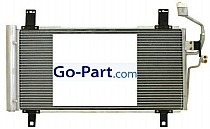 2003 - 2008 Mazda 6 A/C (AC) Condenser Replacement