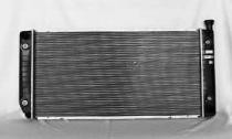 1995 - 2000 Chevrolet (Chevy) Tahoe Radiator (5.7L V8 + 1 1/4-inch Thick) Replacement