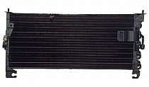 1995 - 2004 Mitsubishi Eclipse A/C (AC) Condenser (2.0L L4 + Without Turbo)