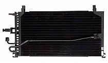 1991 - 1997 Isuzu Rodeo A/C (AC) Condenser (3.2L V6)