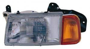 1989-1991 Suzuki Sidekick Headlight Assembly - Left (Driver)