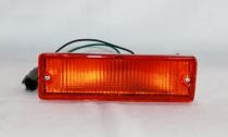 1988 - 1989 Nissan Pickup Bumper Parking + Signal Light (Excluding 1 Ton) - Left (Driver)
