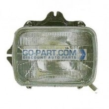1987-1988 Toyota Pickup Headlight Assembly - Left (Driver)