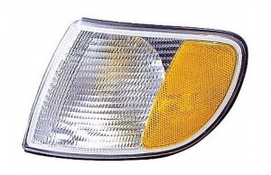 1998-1998 Audi A6 Parking / Signal Light - Left (Driver)