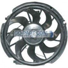 1996-2000 Ford Taurus Radiator Cooling Fan Assembly