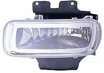 2004-2005 Ford F-Series Light Duty Pickup Fog Light Lamp (With Bracket & Bulb) - Left (Driver)