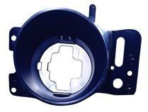 2005 - 2008 Lincoln Mark LT Fog Light Assembly Replacement Housing / Lens / Cover - Right (Passenger)
