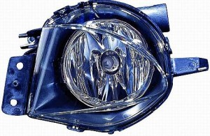 2006-2006 BMW 325i Fog Light Lamp - Left (Driver)