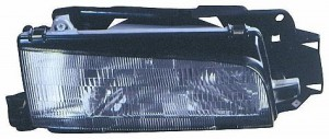 1995-1995 Mazda Protege S Headlight Assembly - Right (Passenger)