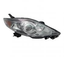 2006 - 2007 Mazda 5 Mazda5 Front Headlight Assembly Replacement Housing / Lens / Cover - Left (Driver)