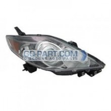 2006-2007 Mazda 5 Mazda5 Headlight Assembly - Right (Passenger)