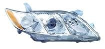 2007 Toyota Camry Headlight Assembly - Right (Passenger)