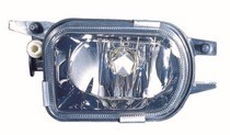 2006 - 2009 Mercedes Benz CLK350 Fog Light Assembly Replacement Housing / Lens / Cover - Left (Driver)