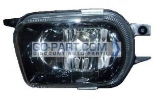 2006-2006 Mercedes Benz CLK500 Fog Light Lamp - Left (Driver)