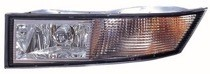 2007 - 2010 Cadillac Escalade Fog Light Assembly Replacement Housing / Lens / Cover - Left (Driver)