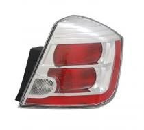2010 - 2012 Nissan Sentra Rear Tail Light Assembly Replacement / Lens / Cover - Right (Passenger)