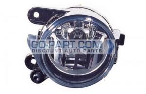 2006-2009 Volkswagen Golf / GTI / GTA Fog Light Lamp - Left (Driver)
