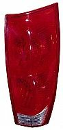 2002-2002 Chevrolet (Chevy) Avalanche Tail Light Rear Lamp - Right (Passenger)