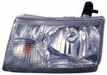 2001 - 2003 Ford Ranger Headlight Assembly - Left (Driver)