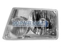 2001-2003 Ford Ranger Headlight Assembly - Right (Passenger)