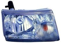 2001 - 2003 Ford Ranger Headlight Assembly - Right (Passenger)