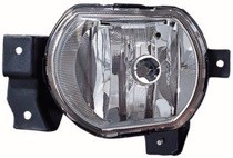 2001 - 2005 Kia Rio Fog Light Lamp - Left (Driver)