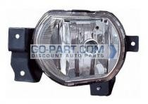 2001-2005 Kia Rio Fog Light Lamp - Left (Driver)