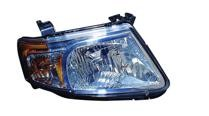 2008 - 2011 Mazda Tribute Hybrid Front Headlight Assembly Replacement Housing / Lens / Cover - Right (Passenger)